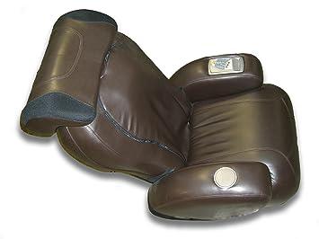 ijoy250 human touch massage chair espresso