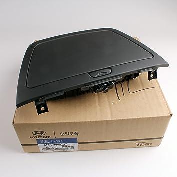 Genuine Hyundai 84757-2D000-ZE Center Console Pad Tray Lower