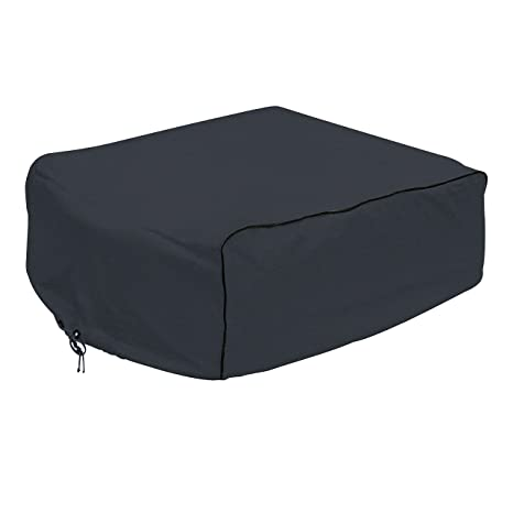 Classic Accessories OverDrive Black AC Cover (For Coleman Mach 8)