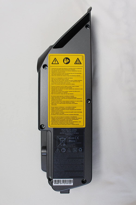 Neu BionX Original Batterie Lithium Ionen Akku 48V mit 10.3Ah 495 Wh f/ür Smart eBike 016080