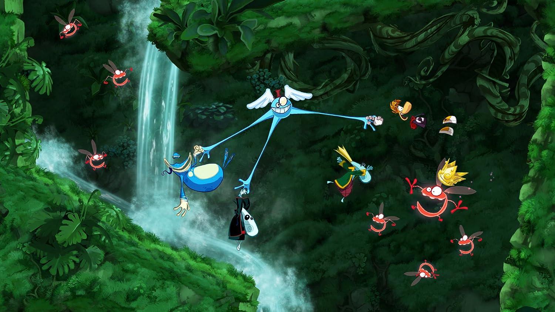 descargar rayman origins pc portable