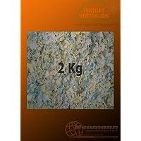 Schaumstoffflocken Füllmaterial Schaumstoff Flocken Basteln Verpackung (2 KG)