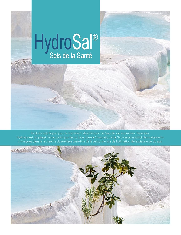HydroSal Reductor de pH Ajouté de Sales minerales (magnesio ...