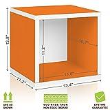 Way Basics 11.2 L x 13.4 W x 12.8 H Eco Stackable