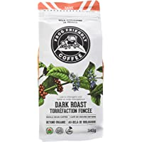 Frog Friendly Coffee - Dark Roast, Whole Bean: Certified Organic, Single Origin, Wild Harvested, Specialty Coffee from Oaxaca, Mexico - 340g (12oz)