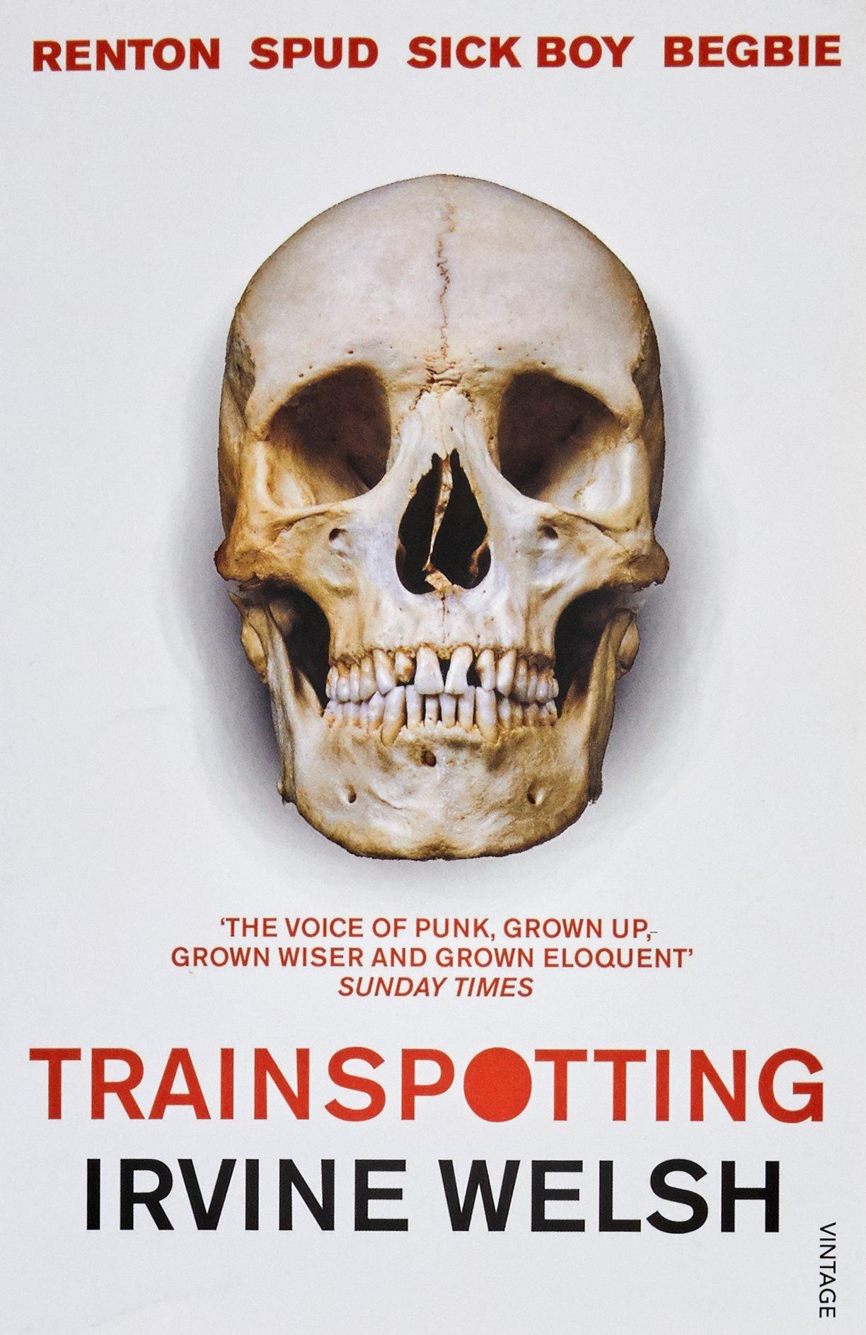 Resultado de imagen para trainspotting book