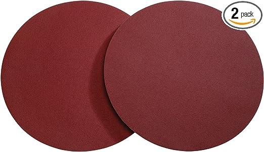 20 PSA Zirconia 120 Grit Cloth Sander Disc Zirconia Alumina, 5-pack,abrasives y-weight A/&H Abrasives 125858 Sanding Discs ,