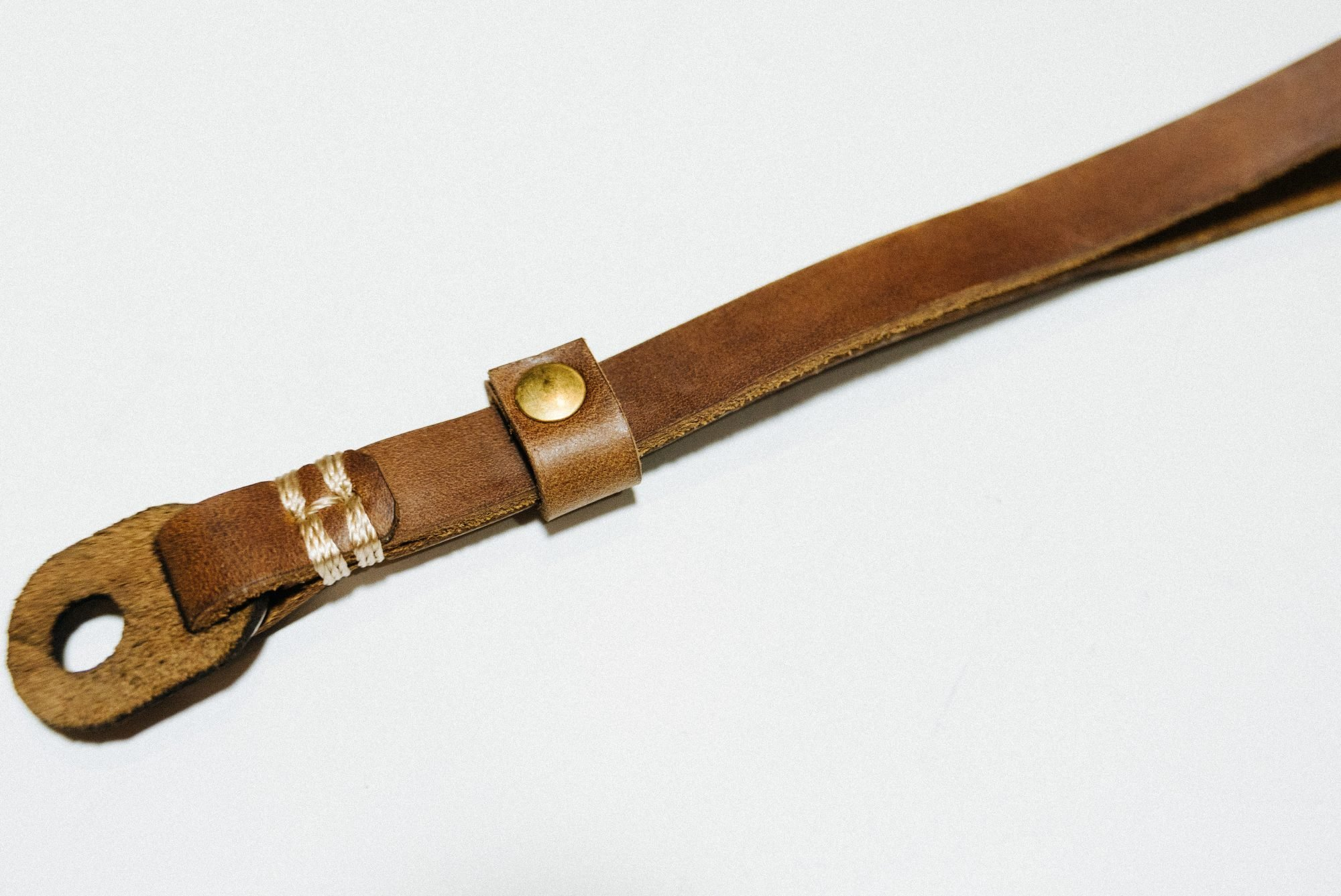 Henri by Eric Kim Handmade Premium Leather Camera Wrist Strap by Eric Kim Photography (Image #2)