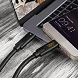 CableCreation USB 3.1 C Cable 1FT 10Gbps, Power