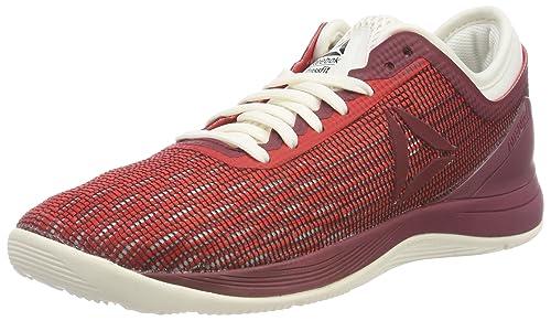 Reebok R Crossfit Nano 8.0, Zapatillas de Deporte para Niñas, Rojo (Primal Red/Urban Maroon/Chalk/Black 000), 35 EU: Amazon.es: Zapatos y complementos