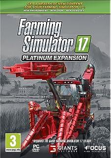 Farming Simulator 17: Platinum Edition: Amazon.es: Videojuegos