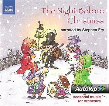 The Night before Christmas (Stephen Fry) (Naxos)