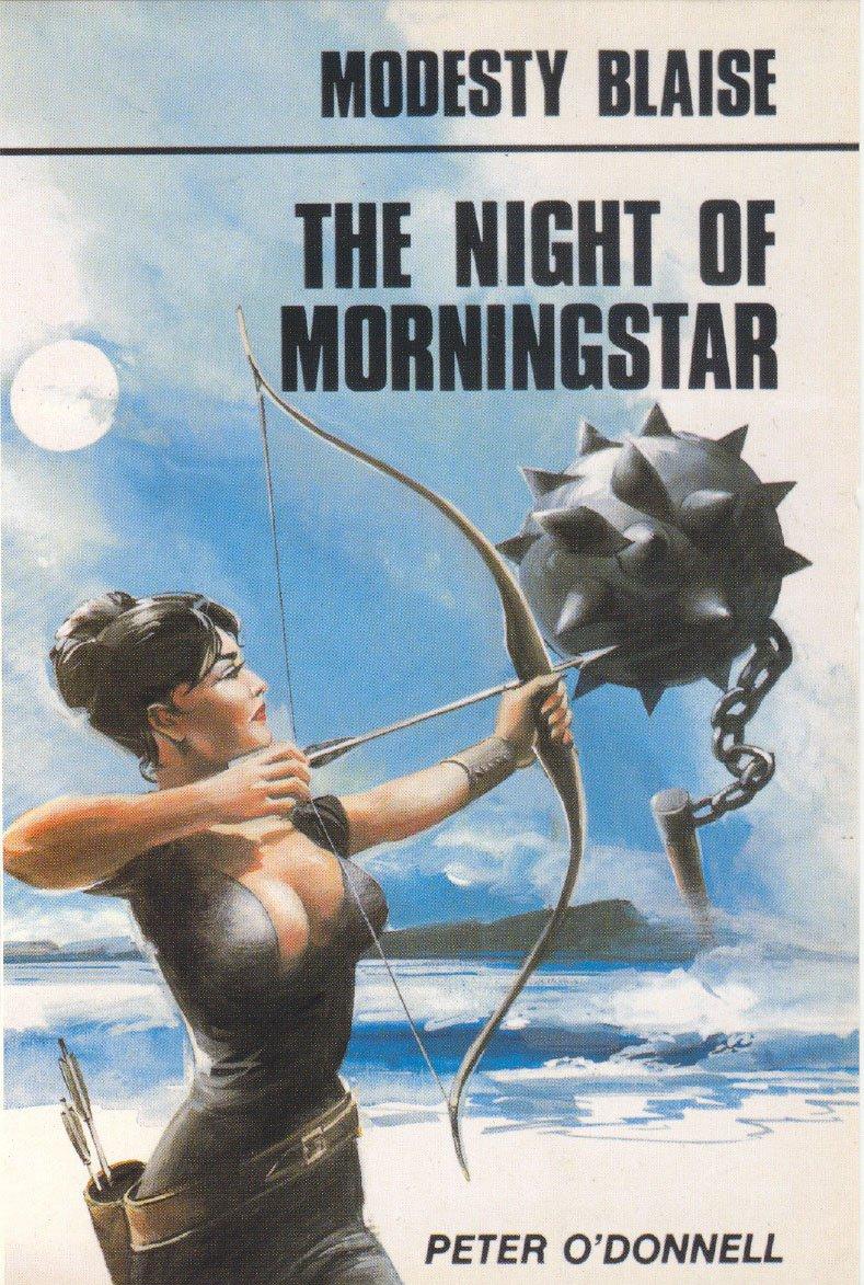 Read Online The Night of Morningstar pdf