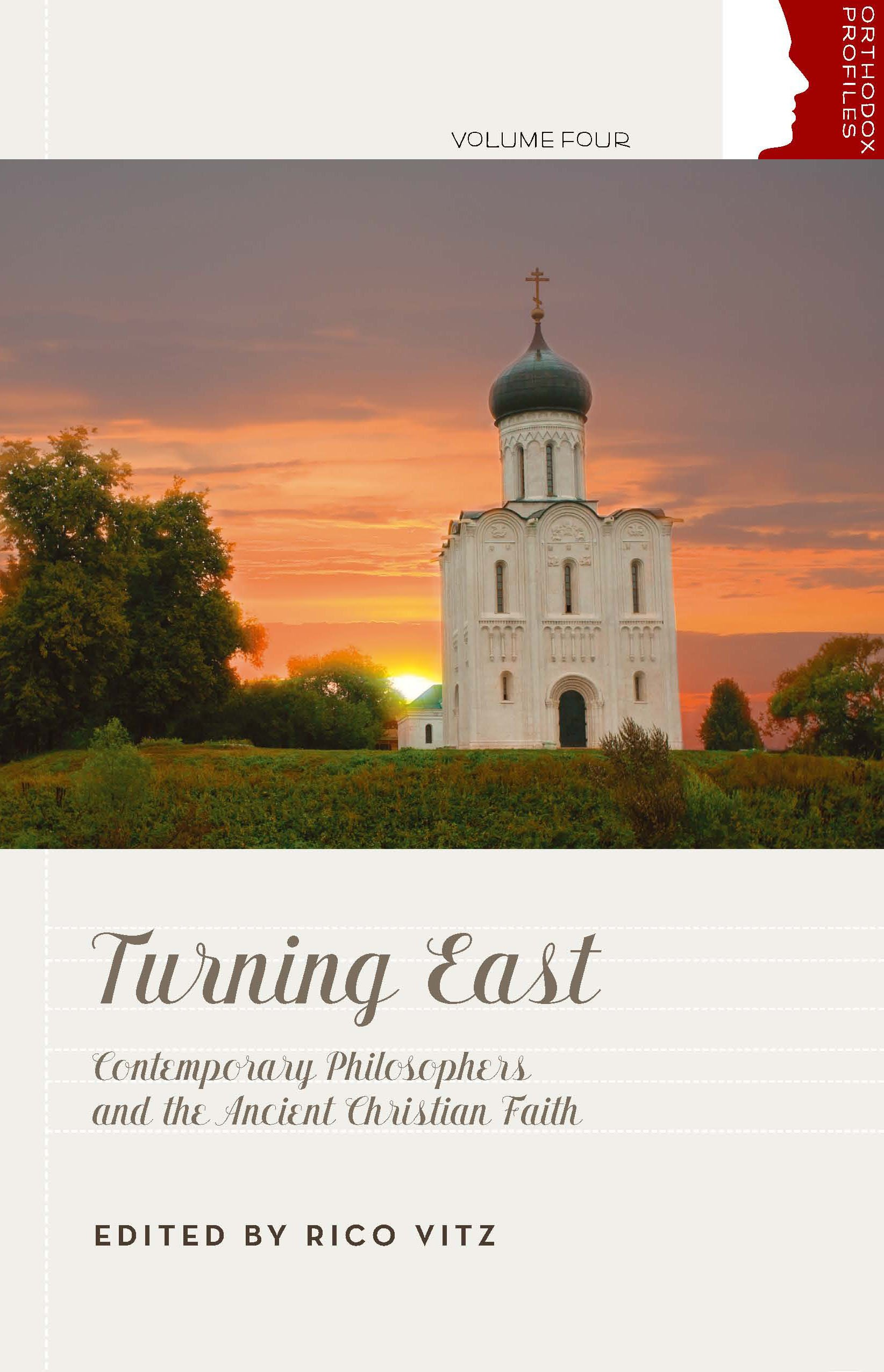 Turning East: Contemporary Philosophers And The Ancient Christian Faith  (orthodox Christan Profiles): Rico Vitz, Chad Hatfield: 9780881414158:  Amazon: