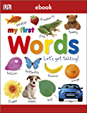 My First Words Let's Get Talking (English Edition)