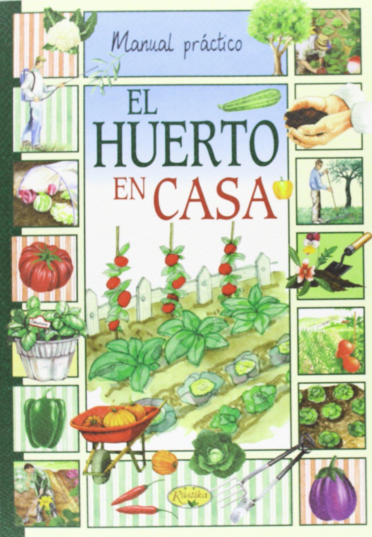 Download El huerto en casa pdf