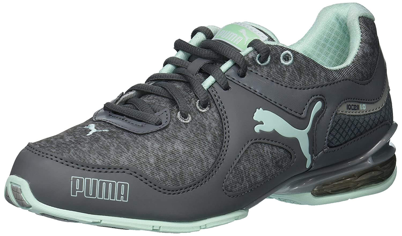 PUMA Women's Cell Riaze WN Sneaker B072VBZRZS 10.5 B(M) US|Steel Grey/Bay