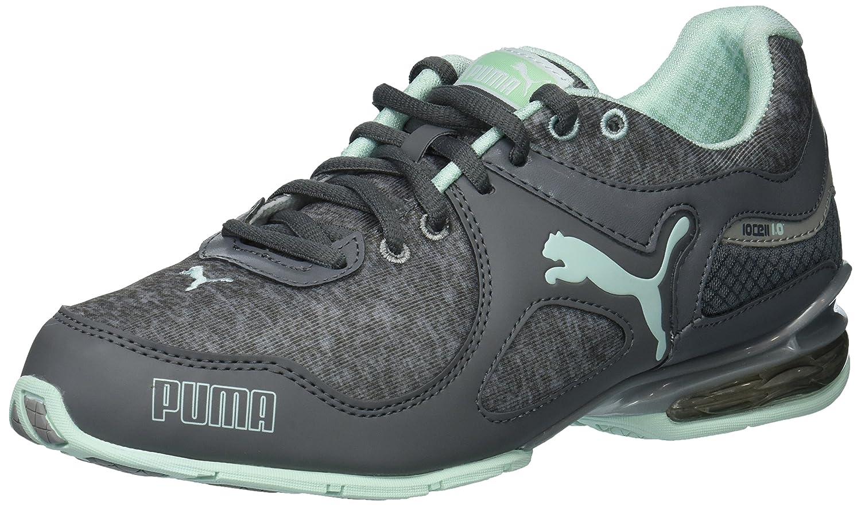 PUMA Women's Cell Riaze WN Sneaker B072VB8J66 7 B(M) US|Steel Grey/Bay