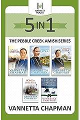The Pebble Creek Amish Series: 5-in-1 eBook Bundle Kindle Edition