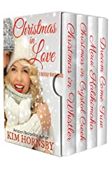 Christmas in Love: 4 Holiday Romance Novels Kindle Edition