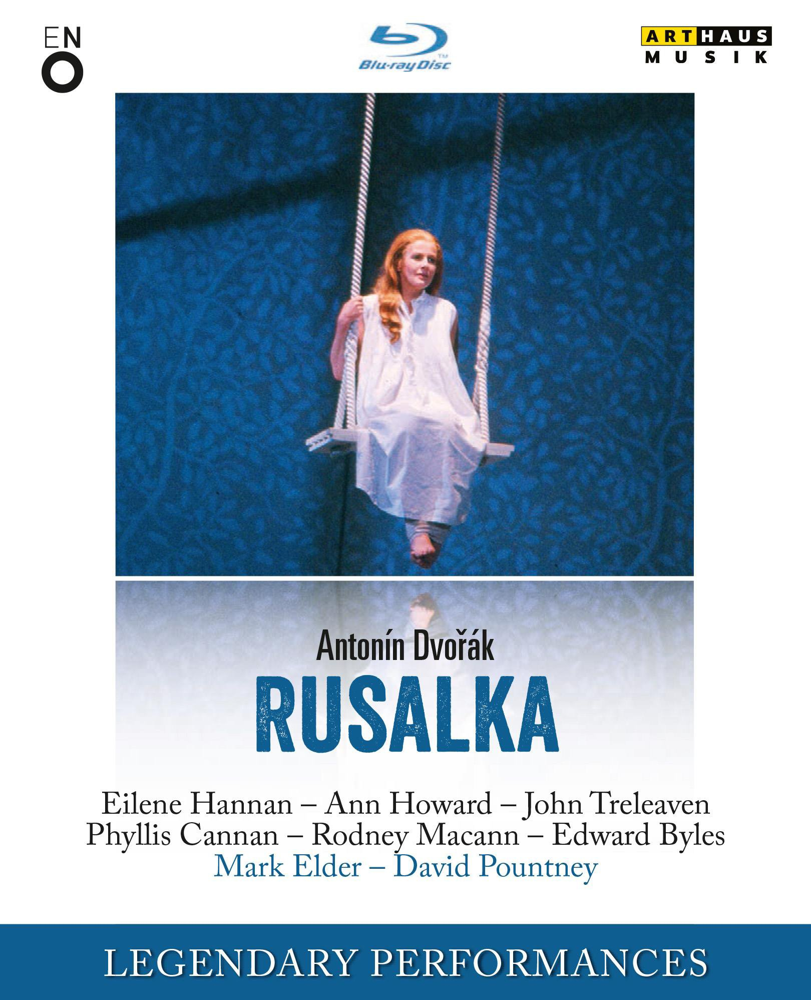 Rusalka (Legendary Performances) (Blu-ray)