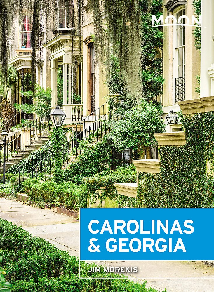 Moon Carolinas & Georgia (Travel Guide)