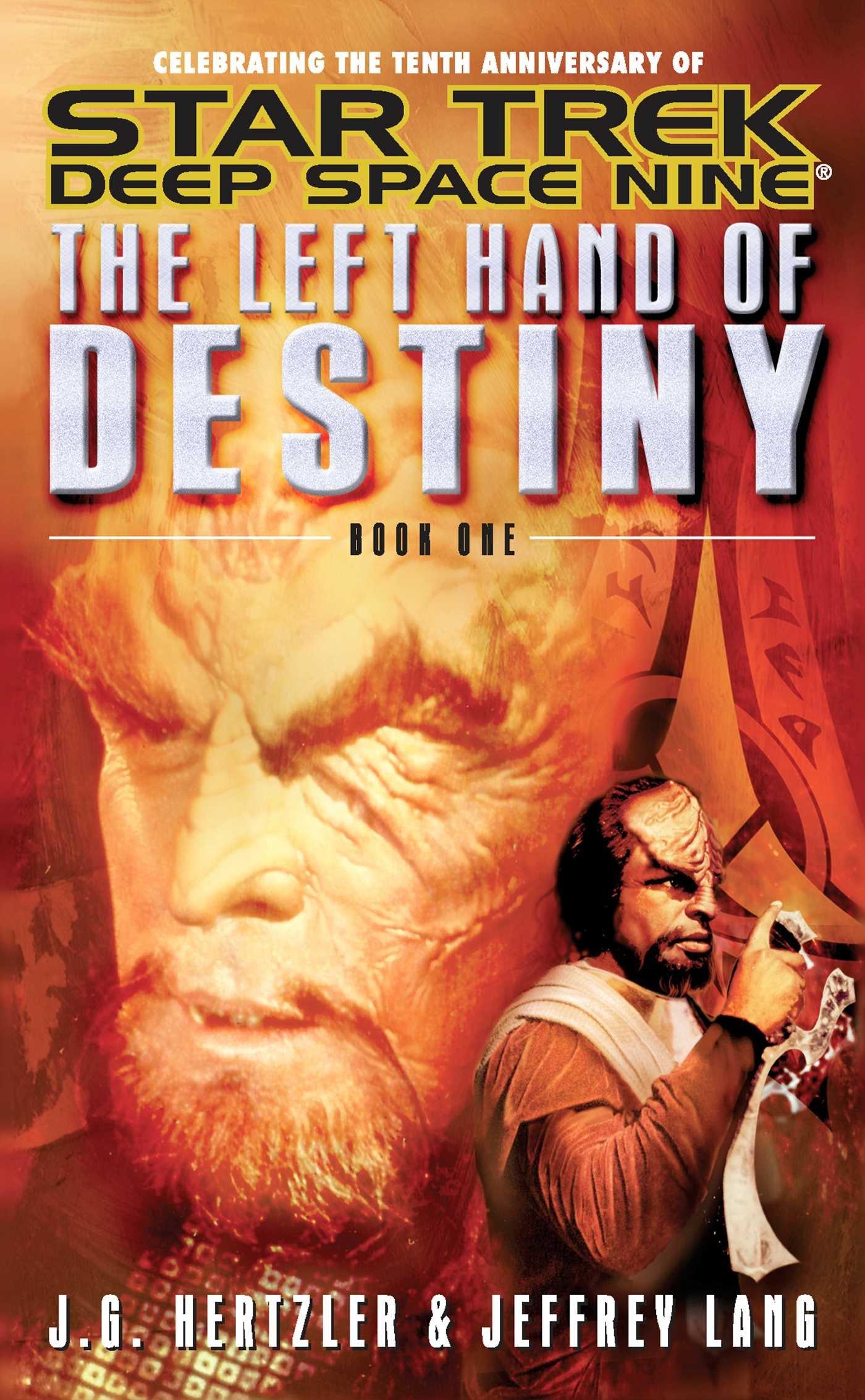 The Left Hand of Destiny Book 1 (Star Trek: Deep Space Nine) (English Edition)