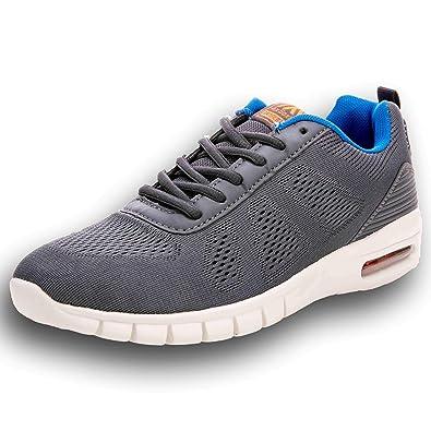 AX BOXING Zapatillas Hombres Deporte Running Sneakers Zapatos para ...