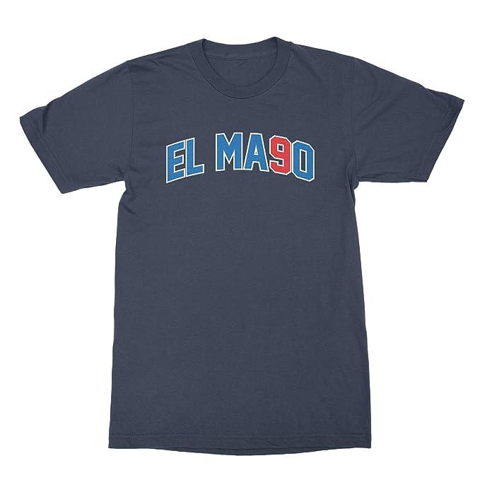 best service 30c25 cac45 Amazon.com: El Mago Shirt Cubs Javier Javy Baez T Shirt ...