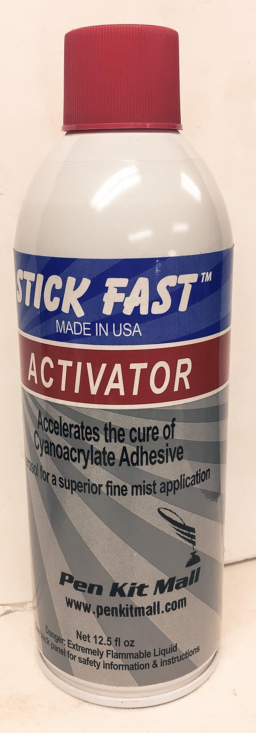 Stick Fast Activator 12.5 oz Aerosol