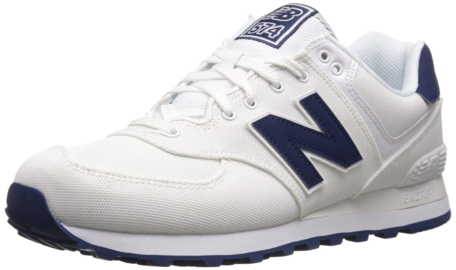 new balance 574 navy amazon