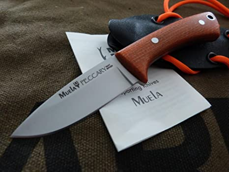 Cuchillo Muela PECCARY-8.O