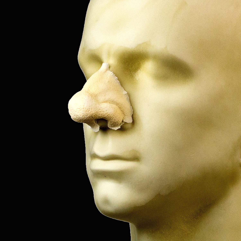 Rubber Wear Foam Latex Prosthetic - X-Large Bulbous Nose FRW-066 - Makeup Theater FX