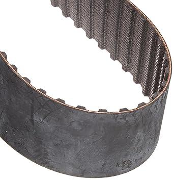 Gates 630H100 PowerGrip Timing Belt Heavy 1 Width 63.00 Pitch Length 1//2 Pitch 126 Teeth