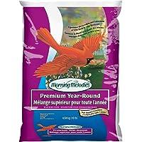Morning Melodies 409-202 Premium Year-Round Bird Seed 4.54kg, 1 Piece, Small