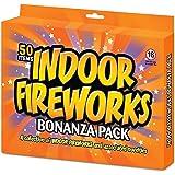 25 Piece Indoor Fireworks in Gift box