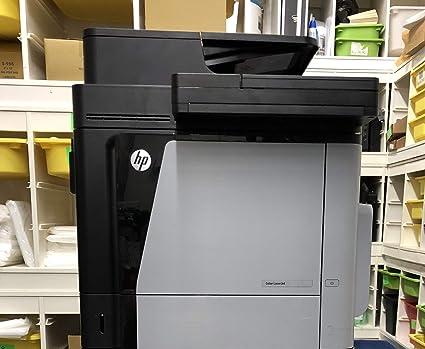HP LaserJet M680dn - Impresora multifunción (Laser, Color ...
