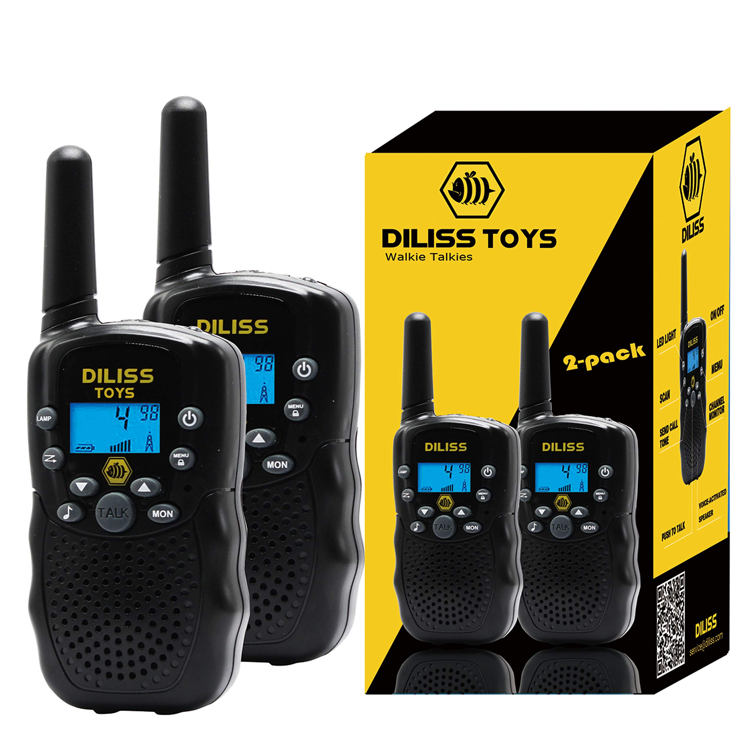 DilissToys Walkie Talkies for Kids by DilissToys (Image #1)
