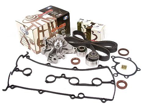 Evergreen tbk316vc 99 – 00 Mazda Protege DOHC 1.8L FP correa de distribución Kit válvula