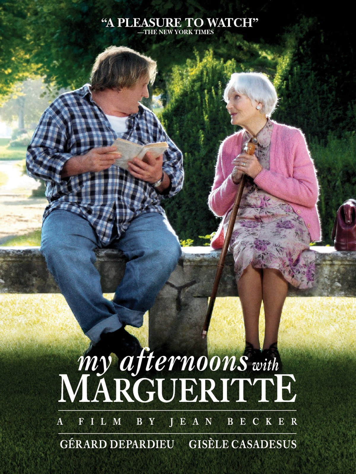 Watch My Afternoons with Margueritte (English Subtitled ...