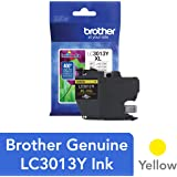 Brother Printer LC3013Y Single Pack Cartridge Yield Up To 400 Pages LC3013 Ink Yellow