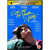 Call Me By Your Name [Reino Unido] [DVD]