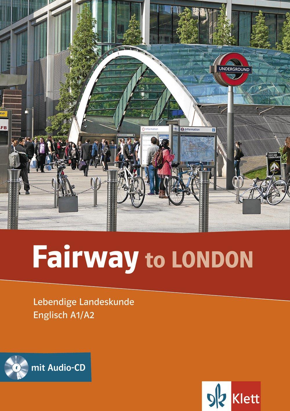 Fairway to London: Lebendige Landeskunde