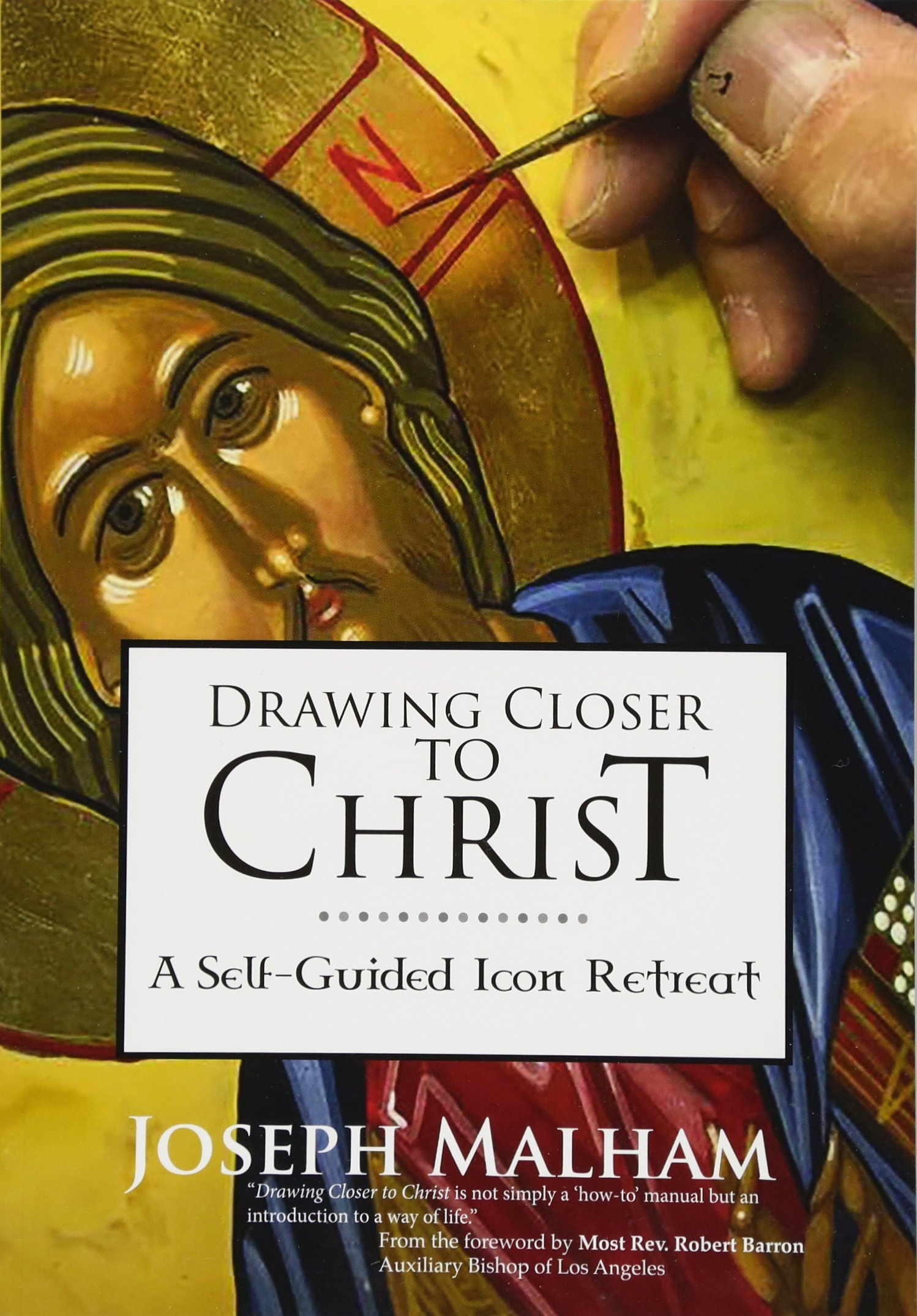 Download Drawing Closer to Christ: A Self-Guided Icon Retreat PDF