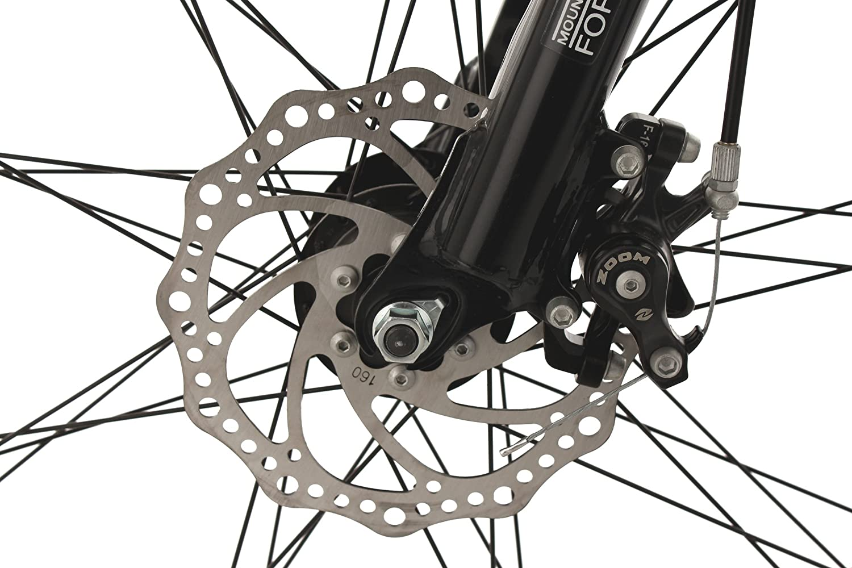 KS Cycling Masters VTT Semi Rigide Noir 26