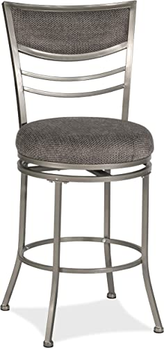Hillsdale Amherst Swivel Counter Height Stool