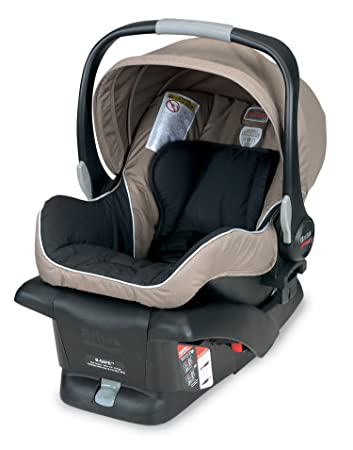 Amazon.com: Britax B-Safe Infant Car Seat, Sandstone (Prior Model):