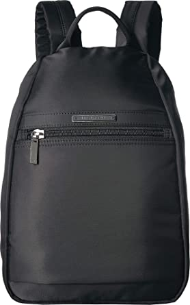 f51d0f1f70 Hedgren Women s Classic Vogue RFID Small Backpack Secret Entry Black One  Size