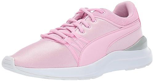 69ddb38ed5 PUMA Unisex- Kids' Adela Sneaker