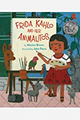 Frida Kahlo and Her Animalitos (1) Hardcover